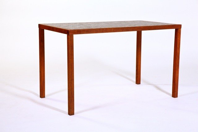 9: Anonymous  - Lamp Table