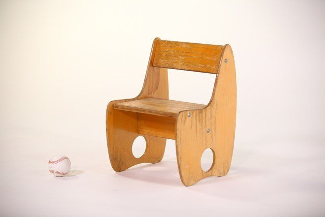18: Anonymous  - Childs Chair