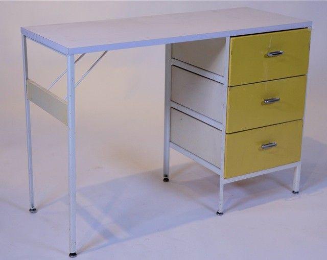 George Nelson - Steelframe Desk