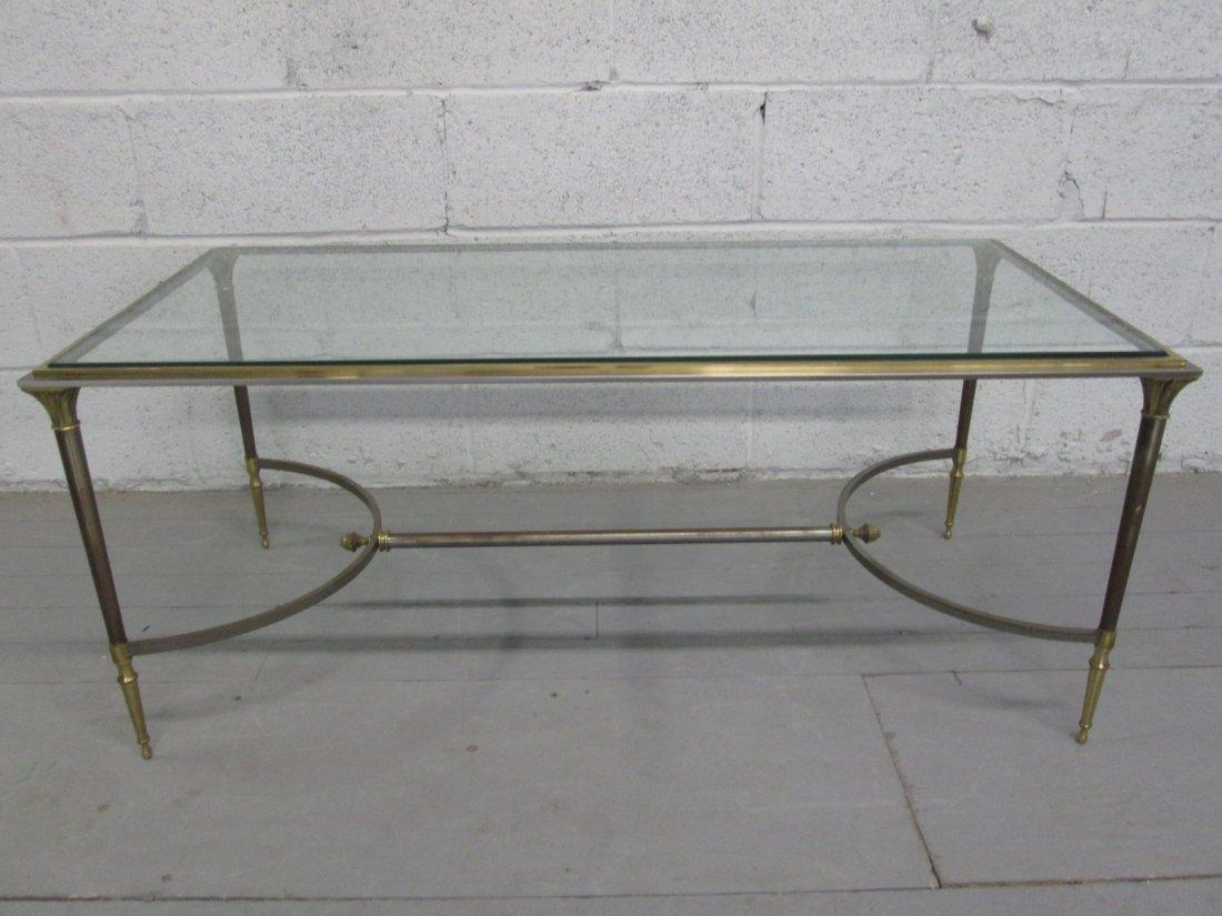 177: Maison Jansen Style Coffee Table