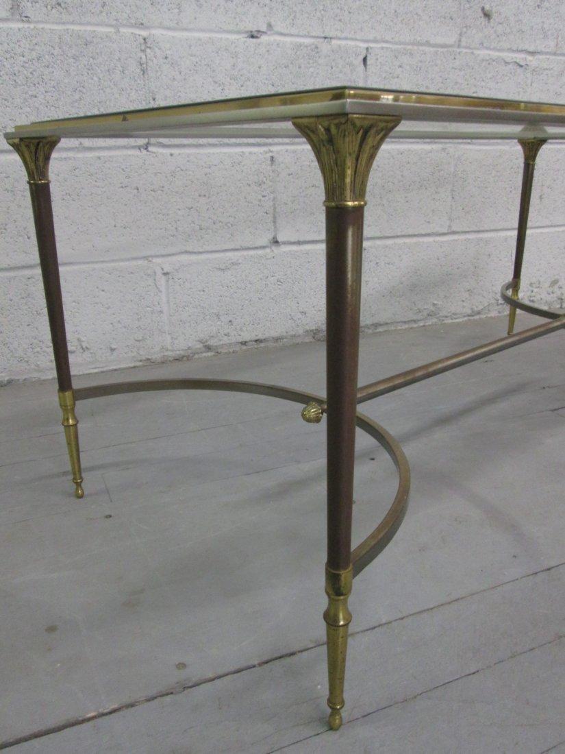177: Maison Jansen Style Coffee Table - 2