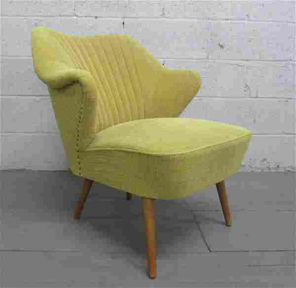 Danish Style Upholstered Chair