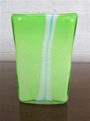 Modern Glass Vase
