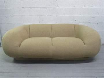 239: Italian Upholstered Sofa