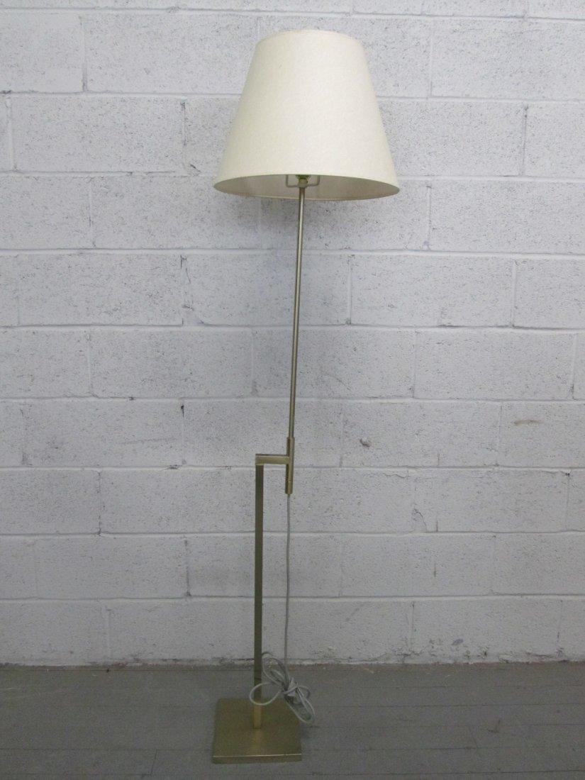 4: Laurel Brass Floor Lamp Labeled