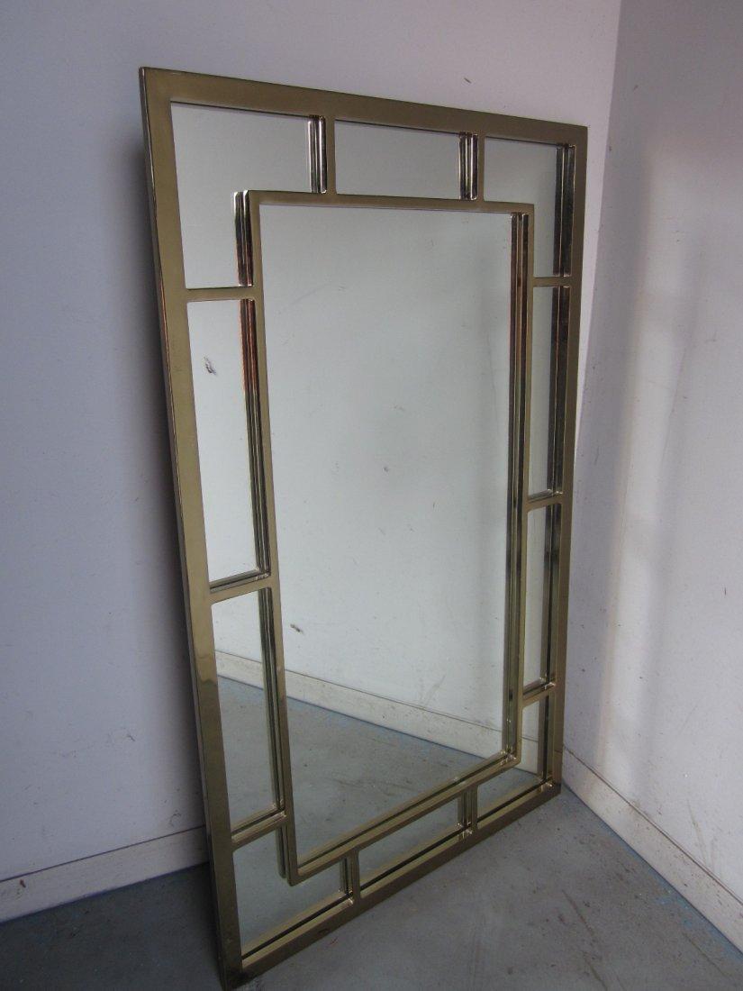 2: Brass Plate Mirror