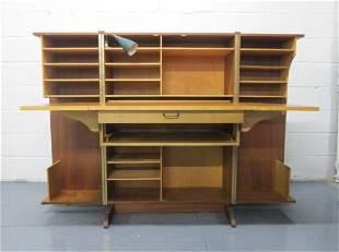 Box Desk by Mummenthaler and Meier