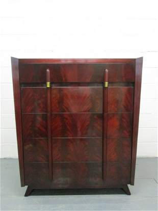 James Mont Style High Chest
