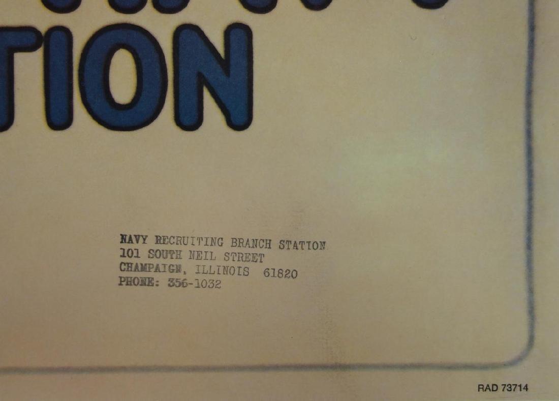 World War I Navy Recruitment Poster, Christy - 2