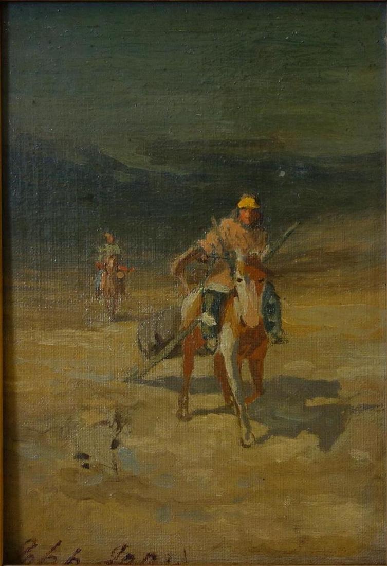 Robb Jones, Arabian Desert Painting