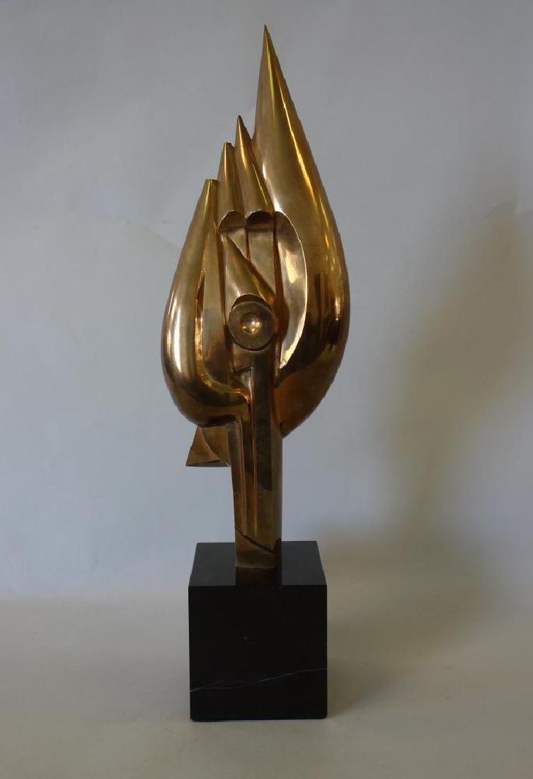 Sueo Kasagi (Japan, b-1901) Abstract Sculpture - 2