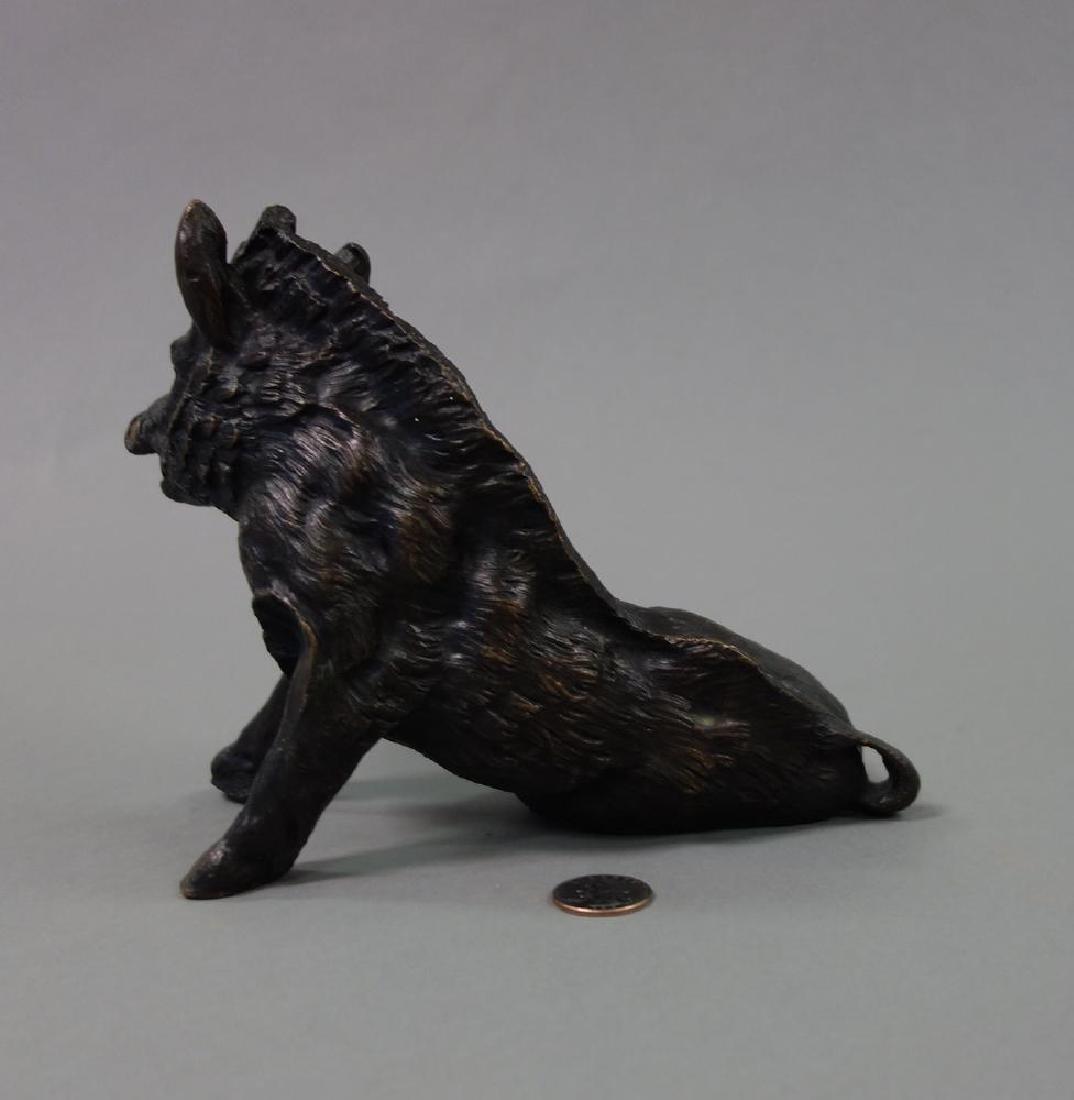 19thc P. J. Mene Bronze Wild Boar / Warthog - 2