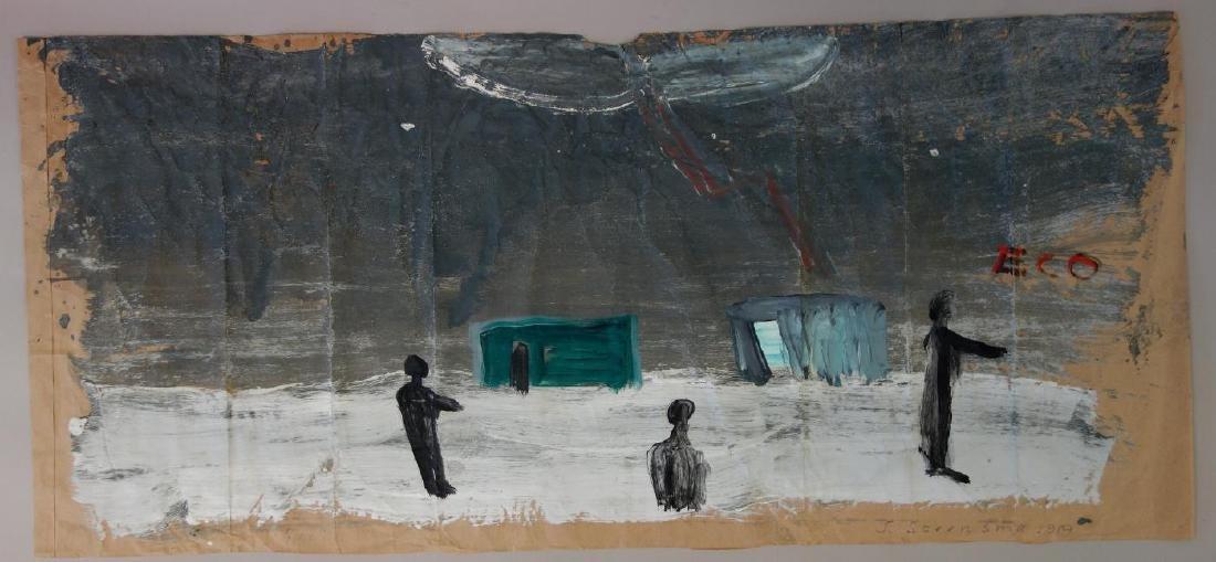 Jay Steensma (WA, 1941-1994) Eco - Paper Bag