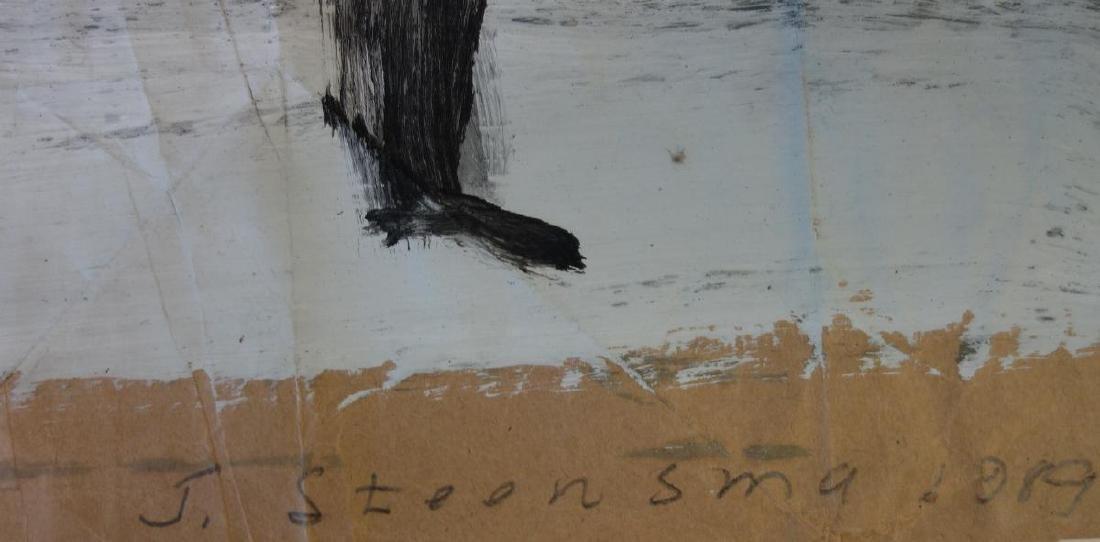 Jay Steensma (WA, 1941-1994) Eco - Paper Bag - 3