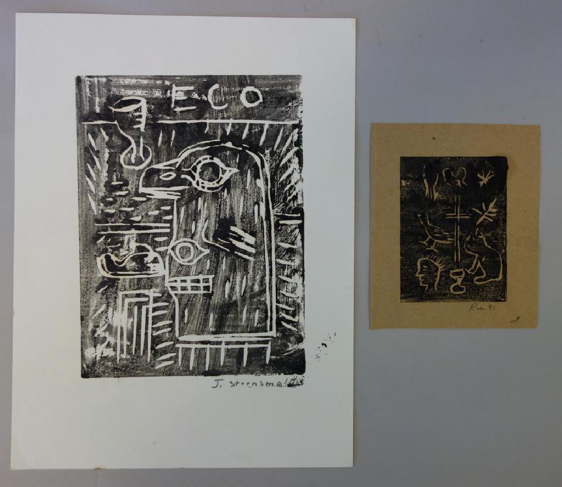 Jay Steensma & Ree Brown, Eco - Totem & Symbols