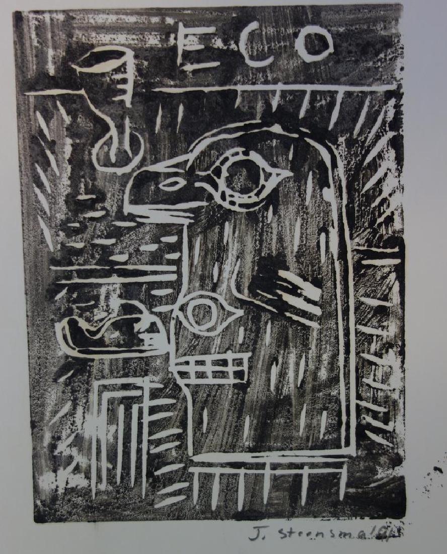 Jay Steensma & Ree Brown, Eco - Totem & Symbols - 2