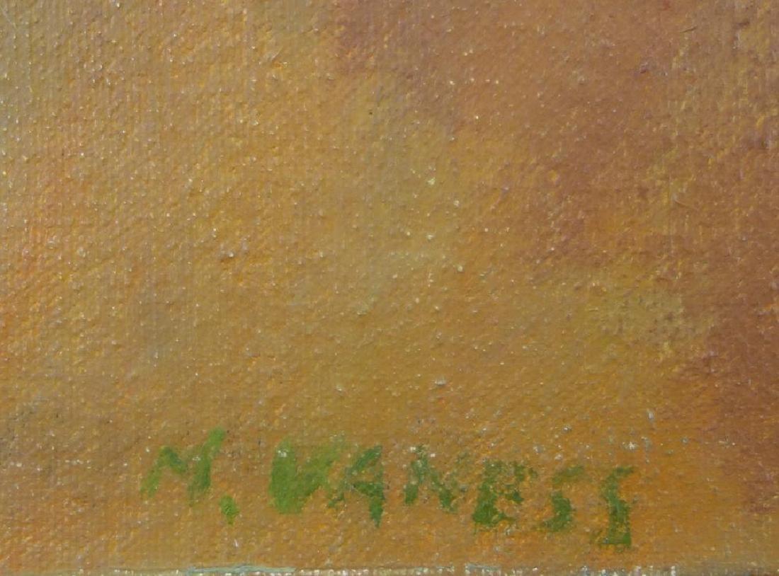 Margaret H. Vaness (1919-2013) Distant Hills - 2