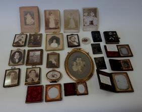 Antique Photographs, Ambrotype & Daguerreotype