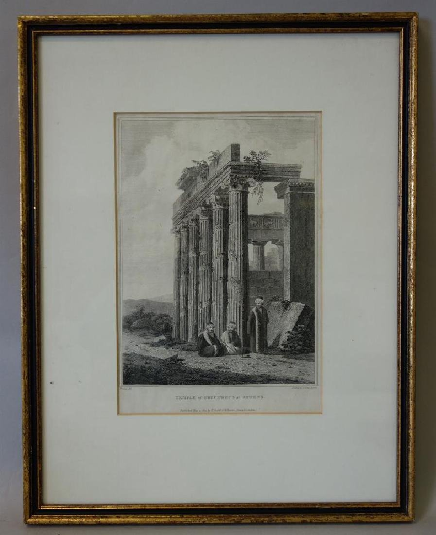 3 Architectural Etchings Letitia & Elizabeth Byrne - 2