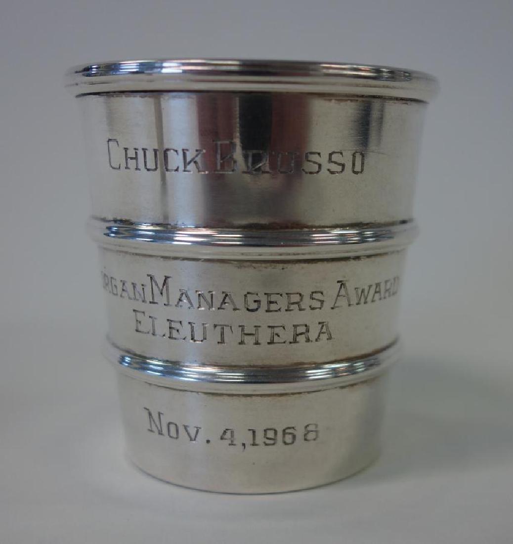 Gorham Sterling Stoplight Jigger & Cocktail Shaker - 4