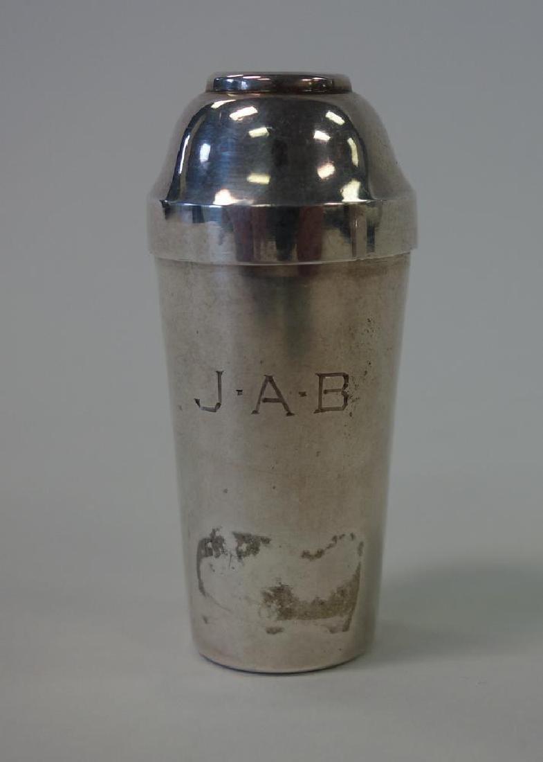 Gorham Sterling Stoplight Jigger & Cocktail Shaker - 5