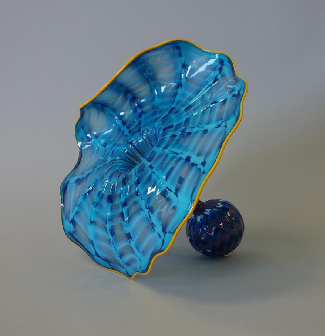 Dale Chihuly Paradise Persian Glass Sculpture