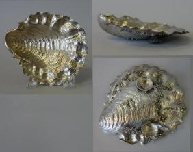 Gorham Narragansett Sterling Oyster Dish # 535