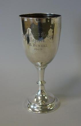 Sterling Trophy, Sculling Skiff Regata Thames 1906