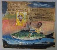 James Martin (WA, b-1928) J.R. On Big Fish