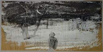 Jay Steensma (WA, 1941-1994) Eco Lands - Paper Bag
