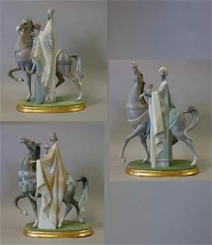 Lladro Porcelain, The Three Kings / Wise Men