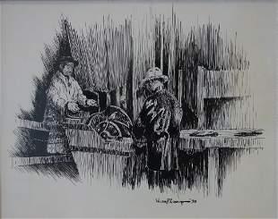 Wilson F. Erskine (1911-1973) The Iron Chink