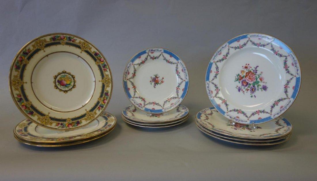 English Porcelain, Minton & George Jones & Sons