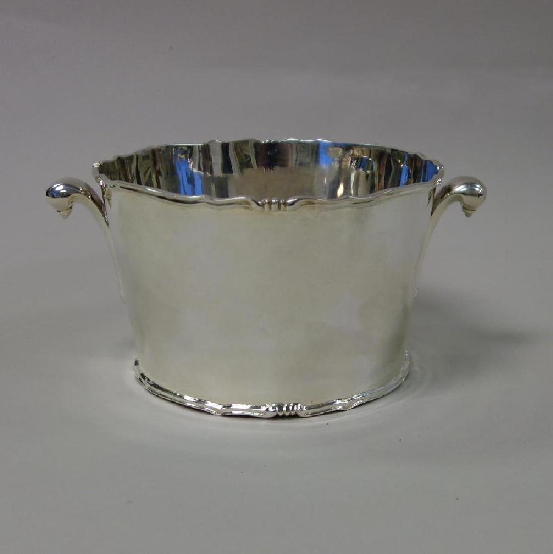Sanborns Mexican Sterling Silver Champagne Bucket