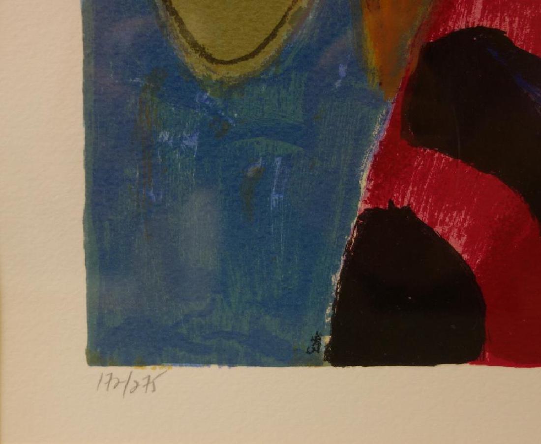 Isaac Maimon (b-1951) Monique, Serigraph - 4
