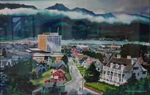 Mark Wheeler (1943-2010) Anchorage, Alaska