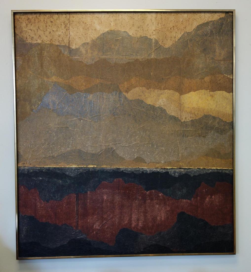 Ray Ho (1939-2014) Mountains on Mountains
