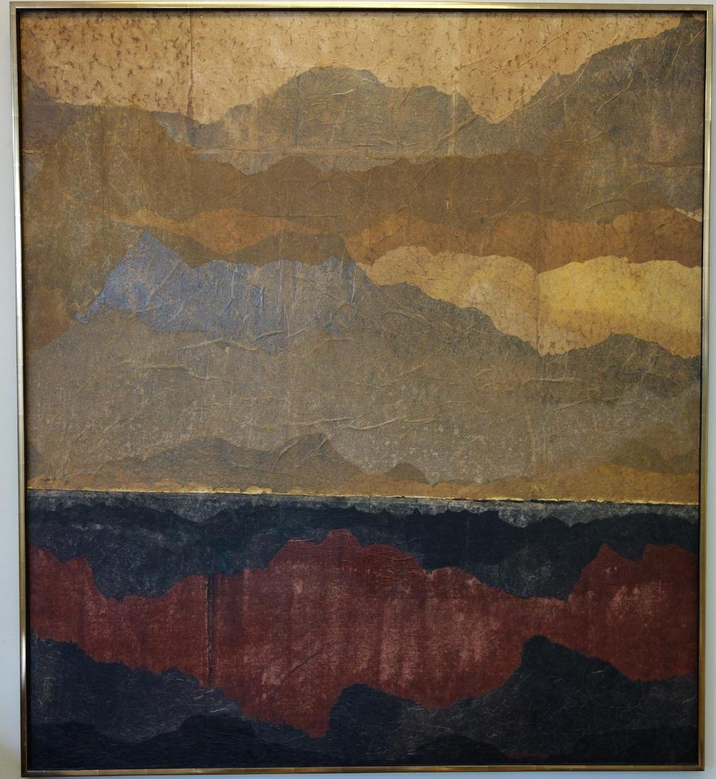 Ray Ho (1939-2014) Mountains on Mountains - 2