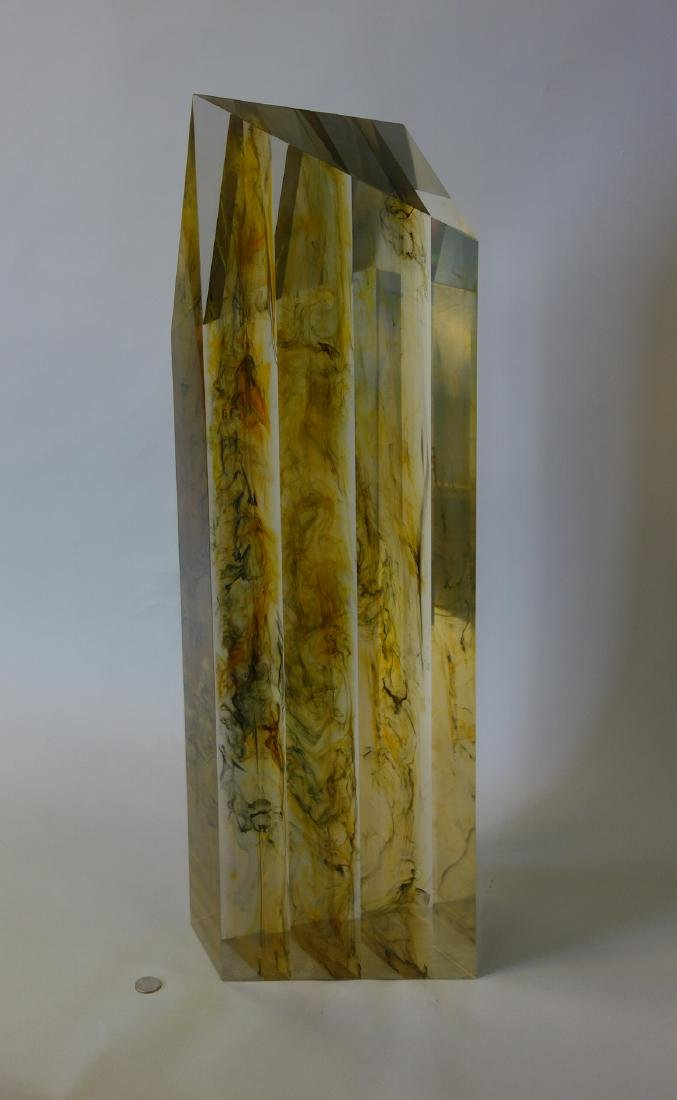 Parks Anderson (20thc WA) Acrylic Sculpture - 2