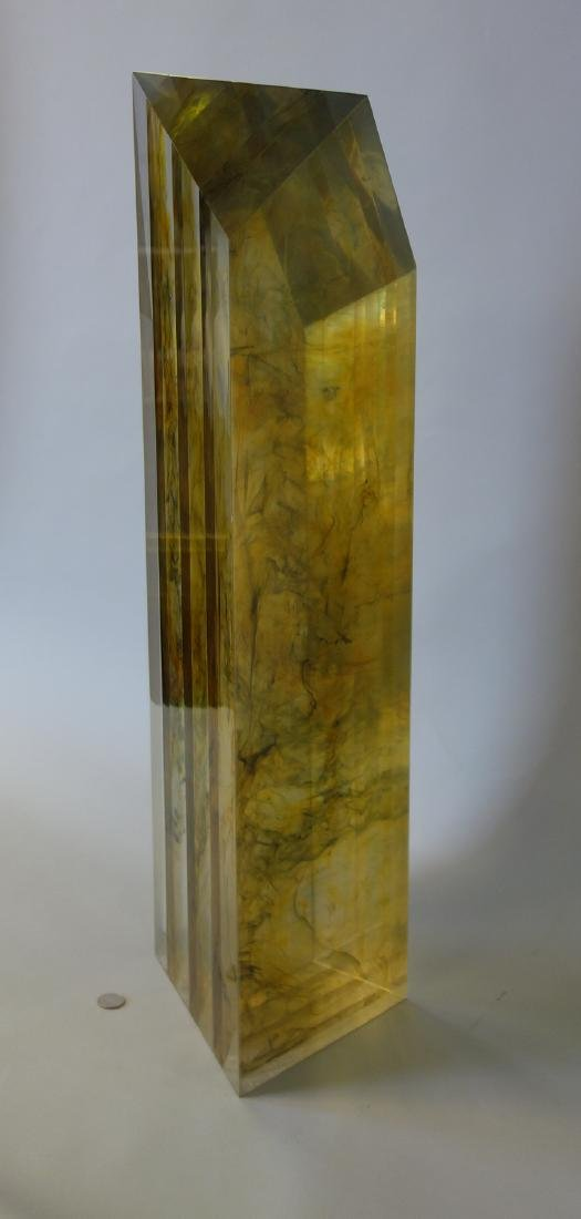 Parks Anderson (20thc WA) Acrylic Sculpture - 4