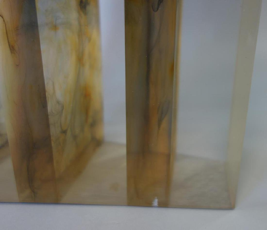 Parks Anderson (20thc WA) Acrylic Sculpture - 6