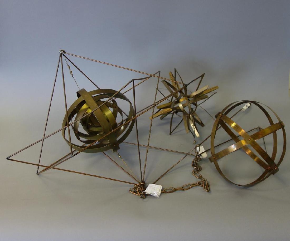 David Stoltz (b-1943) Mobile Kinetic  Sculpture - 3