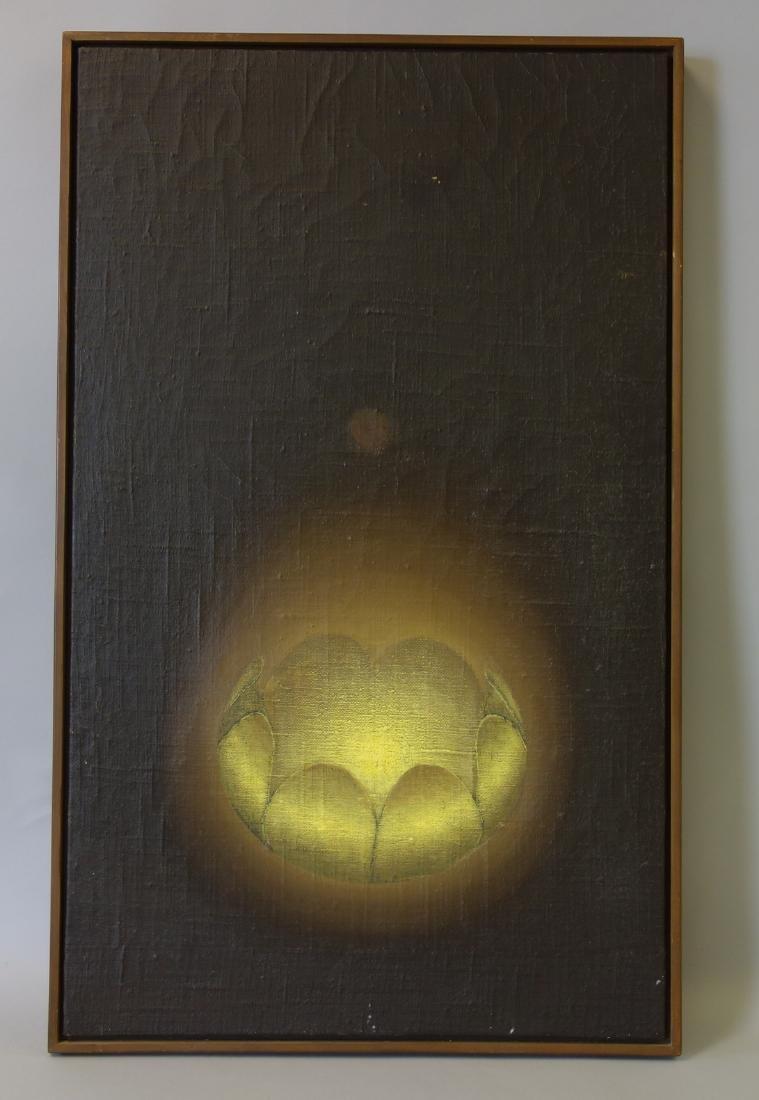 George Fertig (1915-1983, Canadian) The Lotus