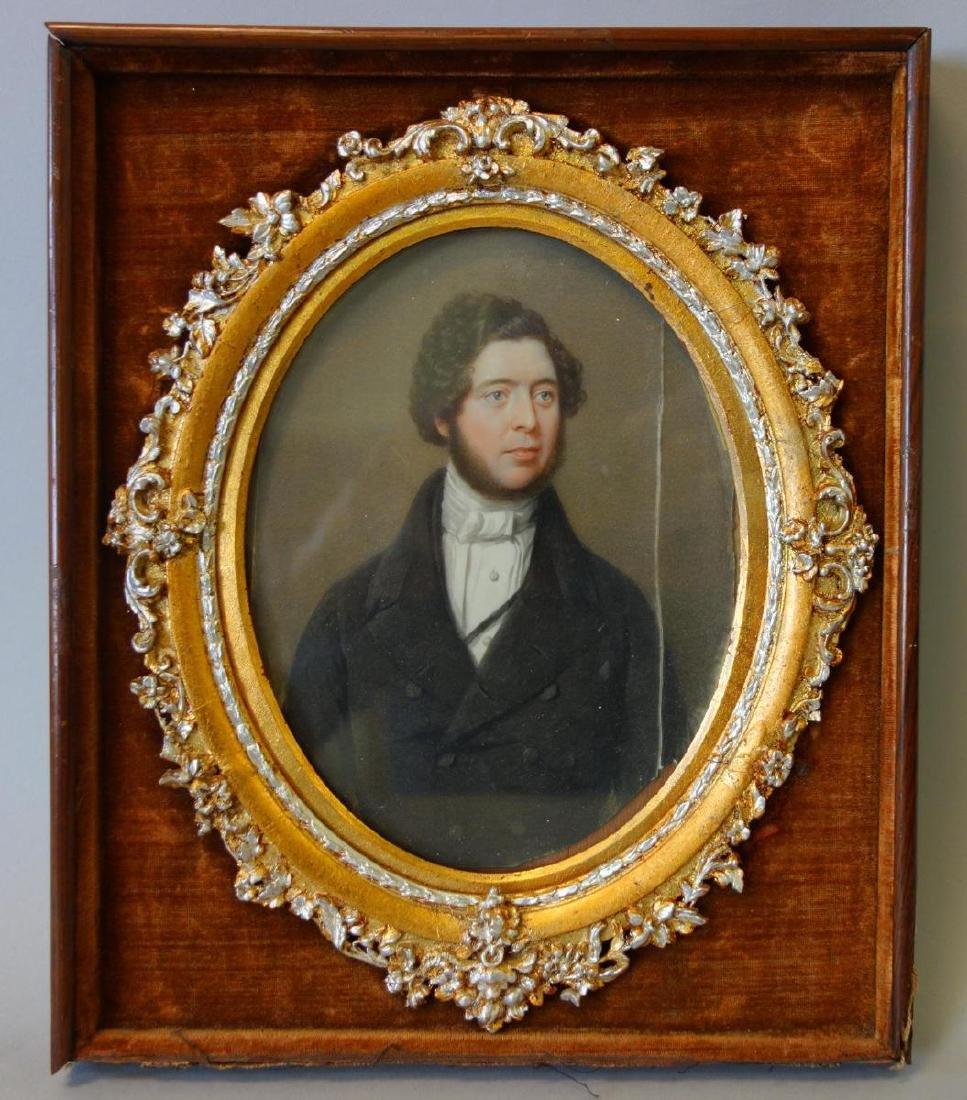 George Lethbridge Saunders, Portrait John Saunders