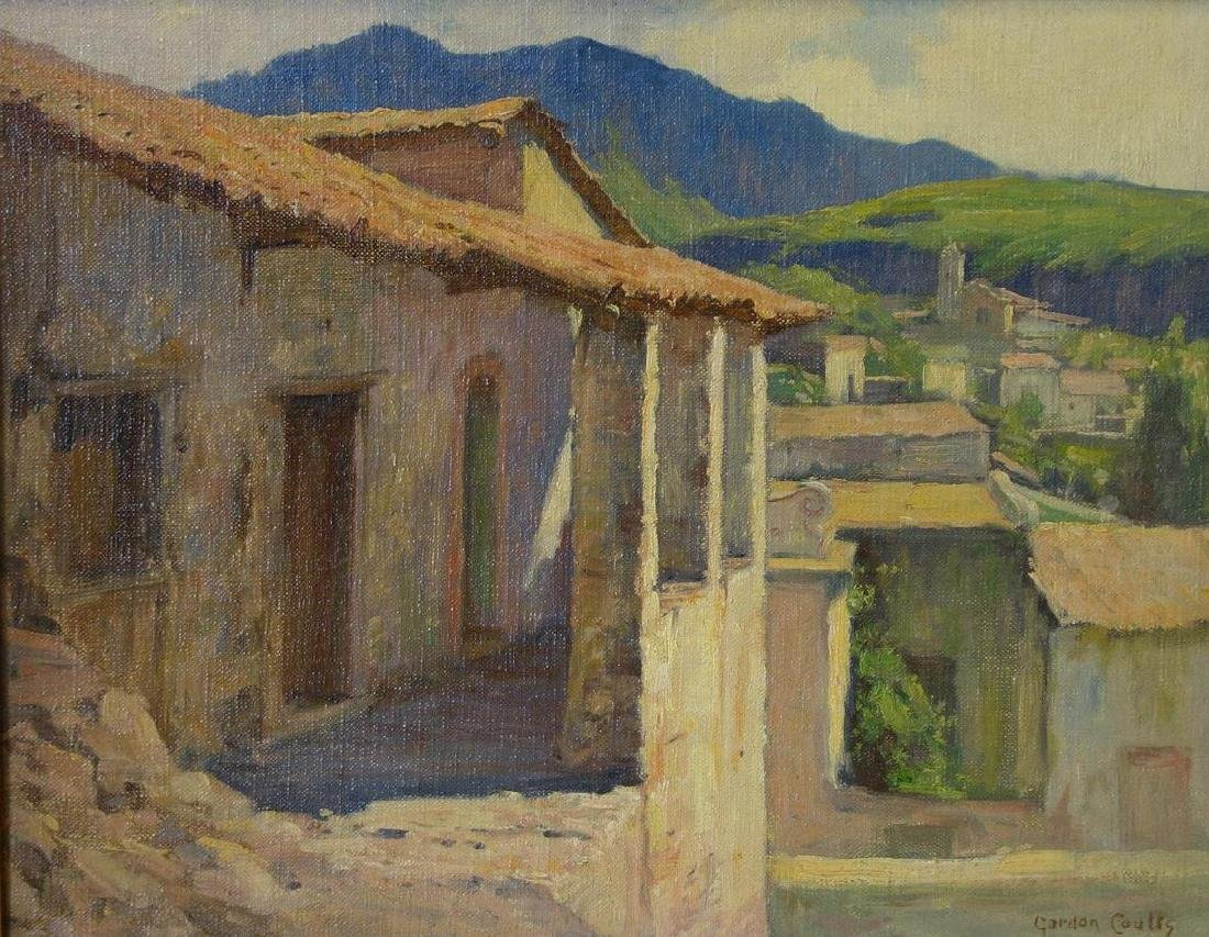 Gordon Coutts (1868-1937) California Mission