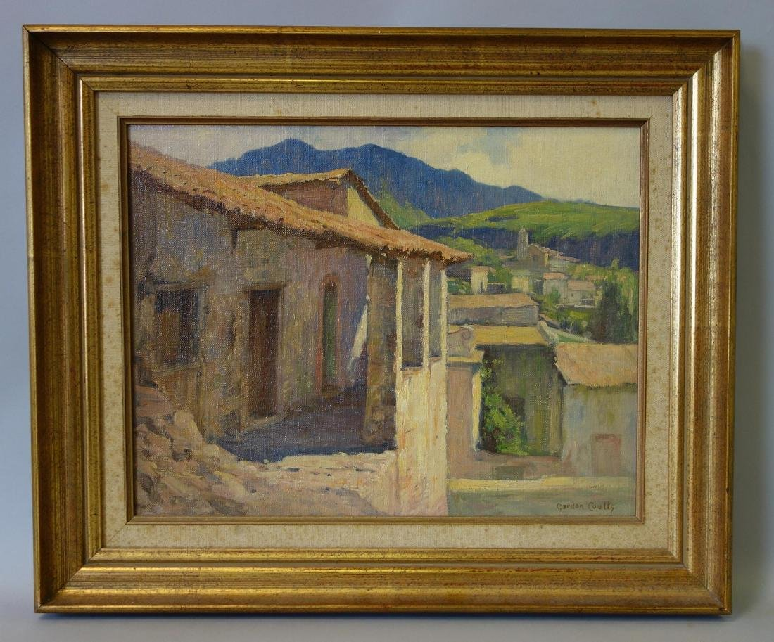 Gordon Coutts (1868-1937) California Mission - 2
