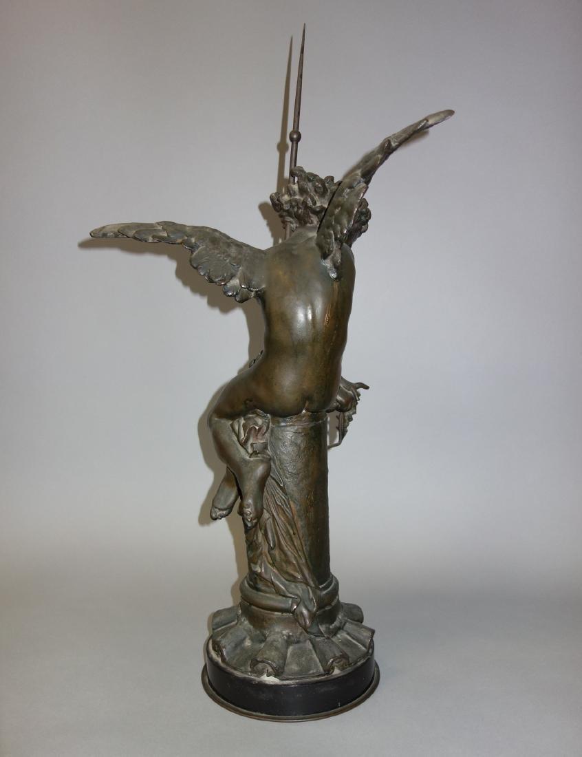 Giulio Monteverde (1837-1917) Bronze, di Franklin - 2