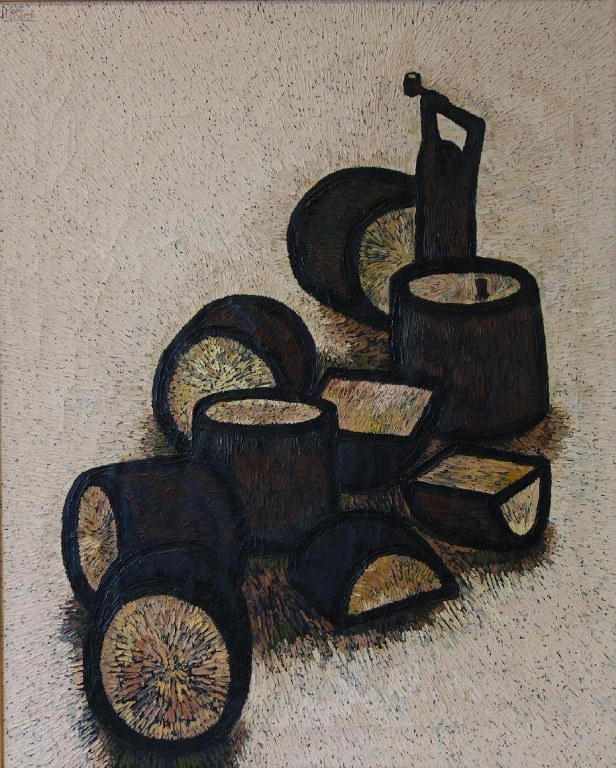 Art Hansen (b-1929 WA) Northwest Logger