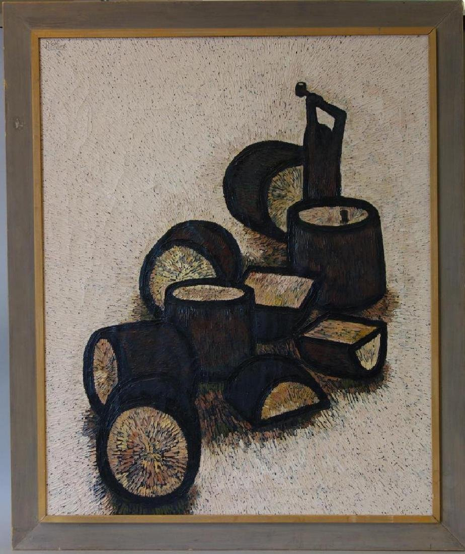 Art Hansen (b-1929 WA) Northwest Logger - 2
