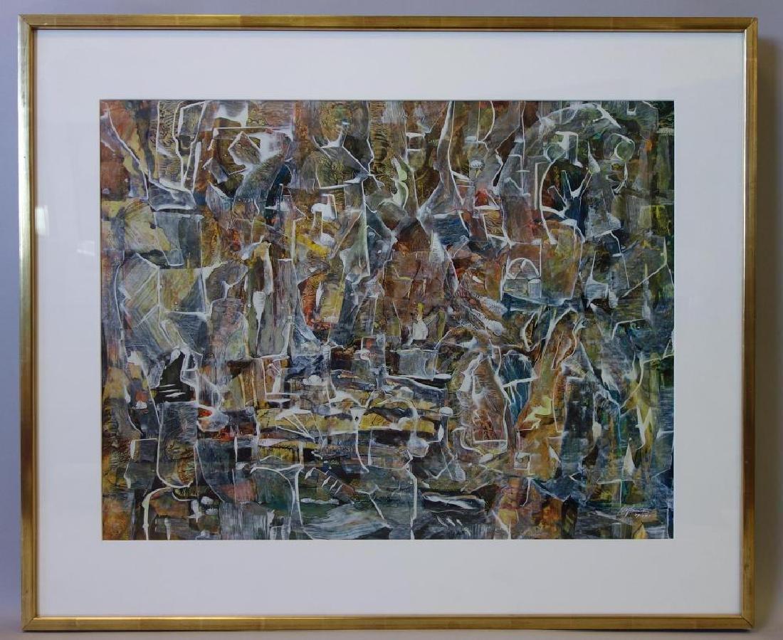 Andrew Hofmeister (1913-2007) White Horse - 2